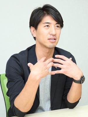 田中大貴 講演会講師インタビュー