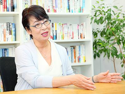 黒川伊保子インタビュー